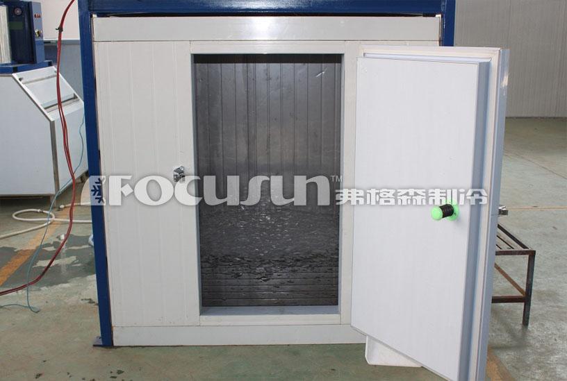 تخزين الجليد Focusun، والمشي في التخزين والحاويات المبردة، والجليد