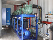 Containerized water chiller_7